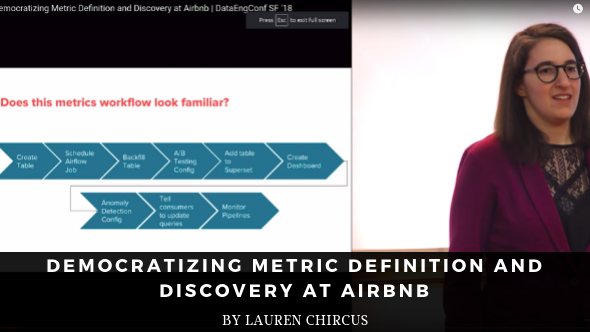 Democratizing Metric Definition and Discovery at Airbnb