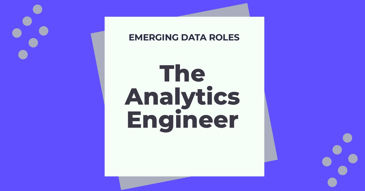 The Analytics Engineer