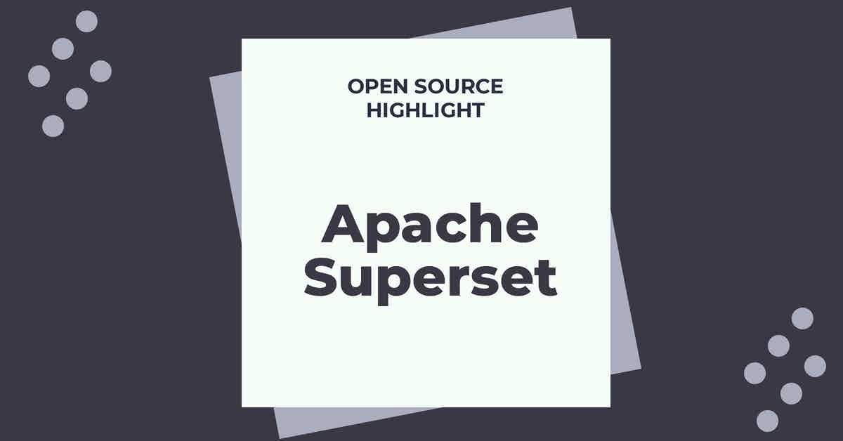 Apache Superset