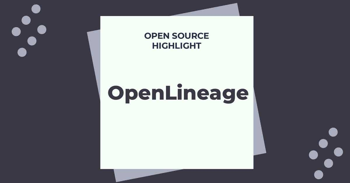 OpenLineage